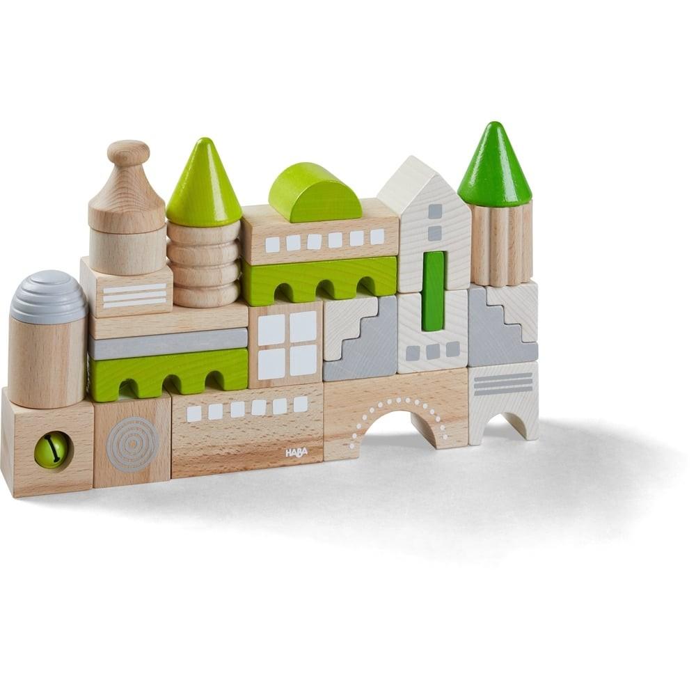Blocs de construction en bois - Voyage d'orient