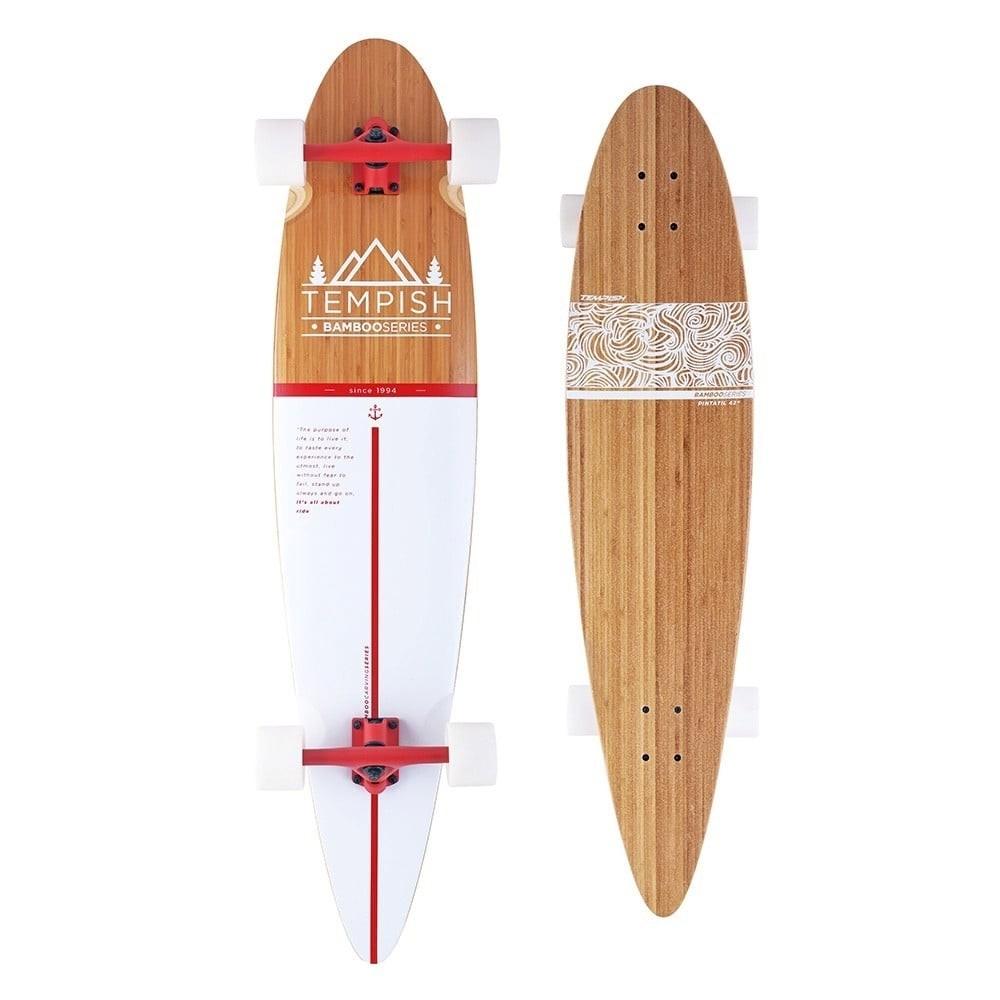 Longboard Polaire 109 cm en bois