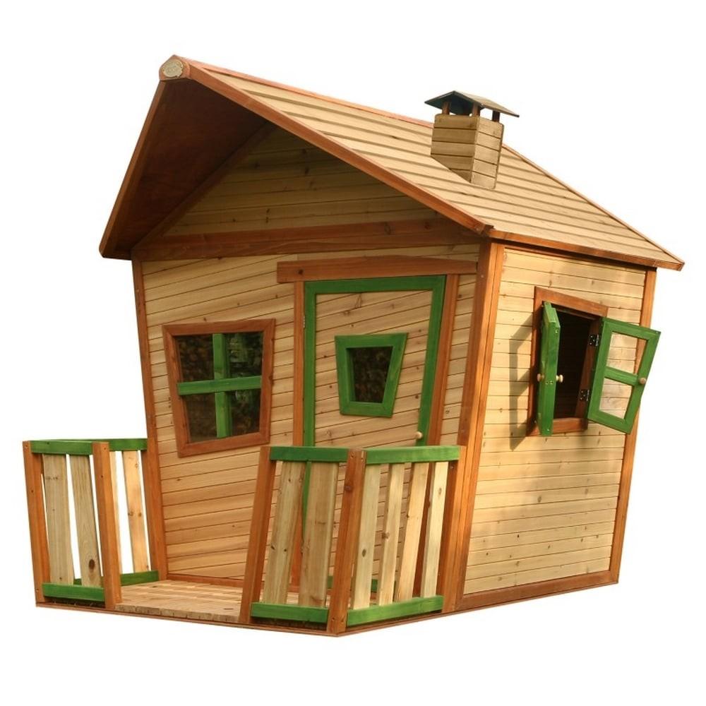 Maisonnette enchantée en bois