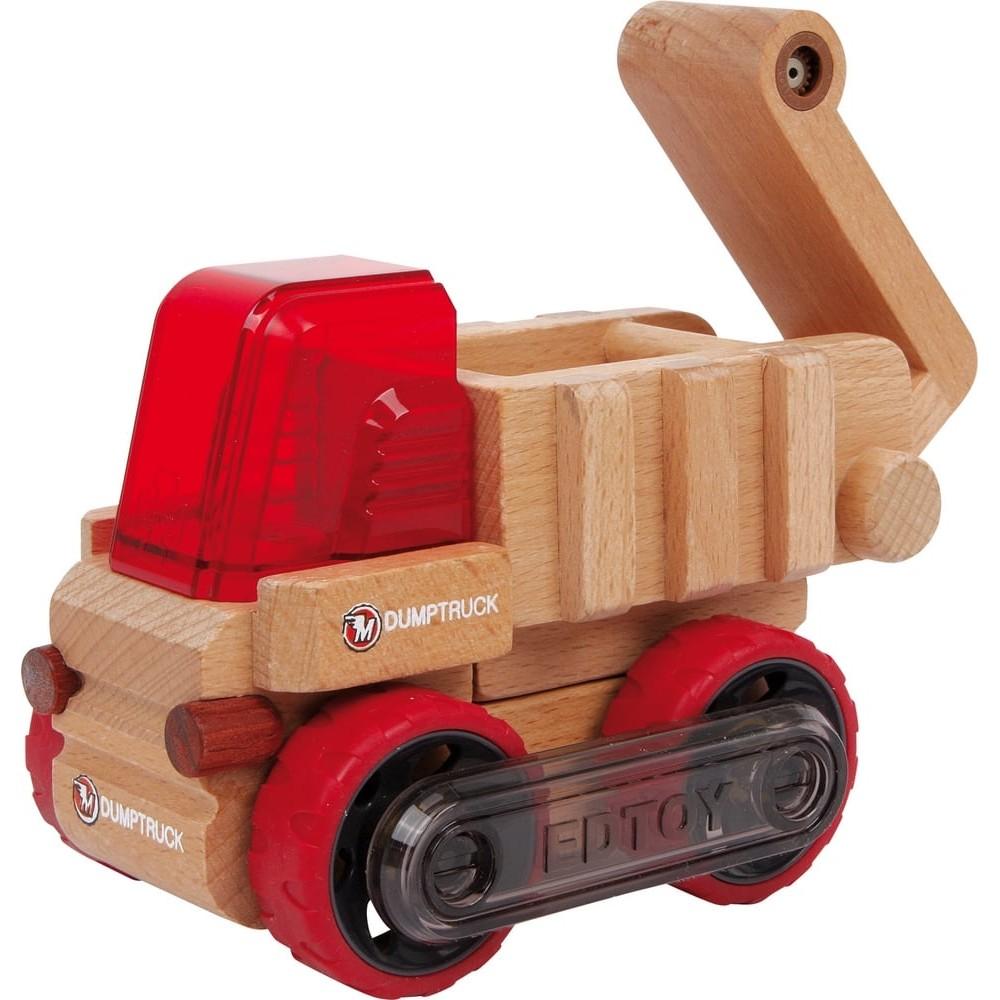 Camion benne transformable en bois
