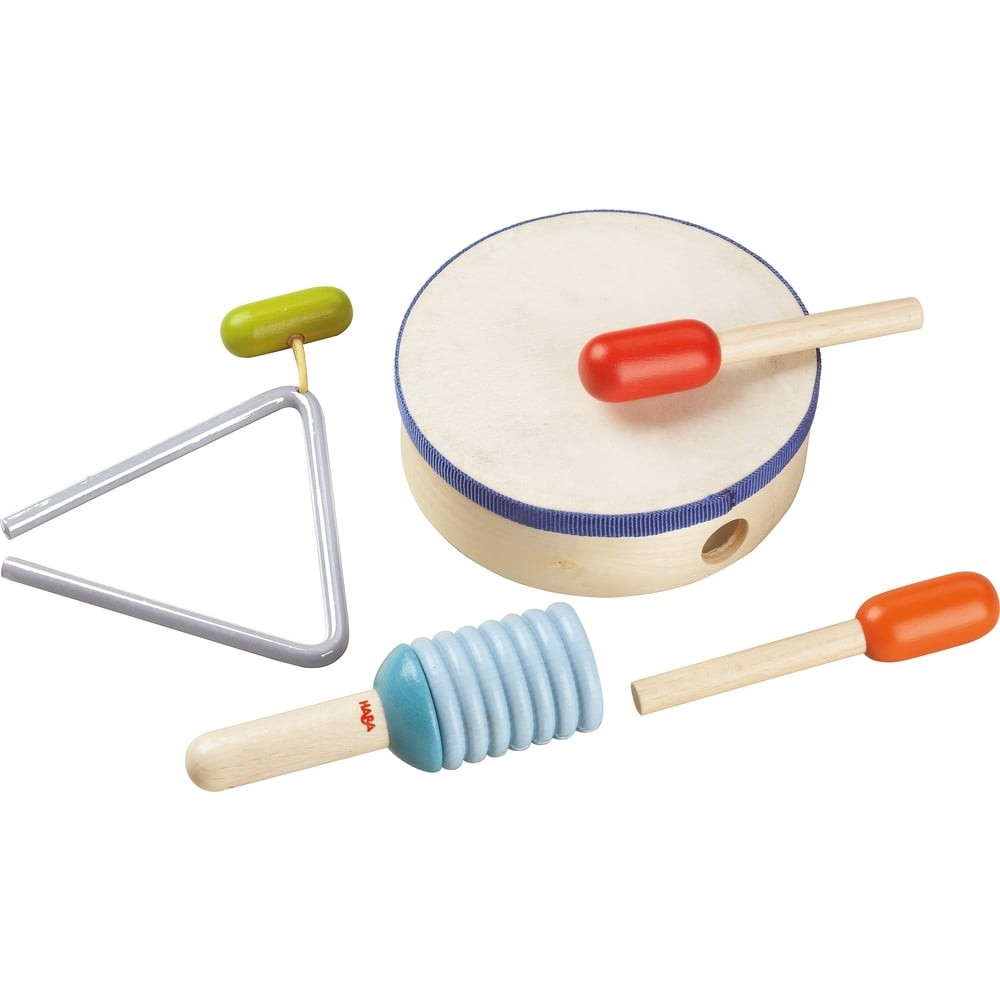 Découverte musicale - Percussions en bois