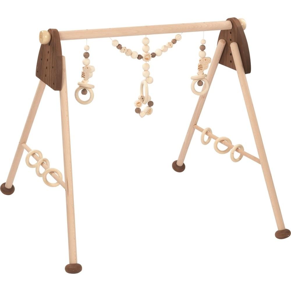 Arche d'activités en bois - Petite noisette