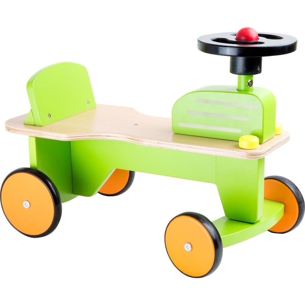 Porteur en bois - Mon premier tracteur