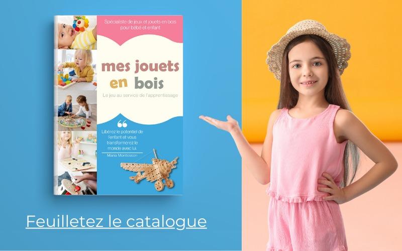Catalogue jeux et jouets en bois